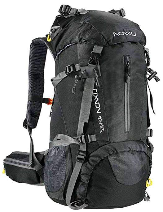 mochila lixada para hacer el camino De Santiago