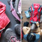 equipaje para llevar al camino de santiago