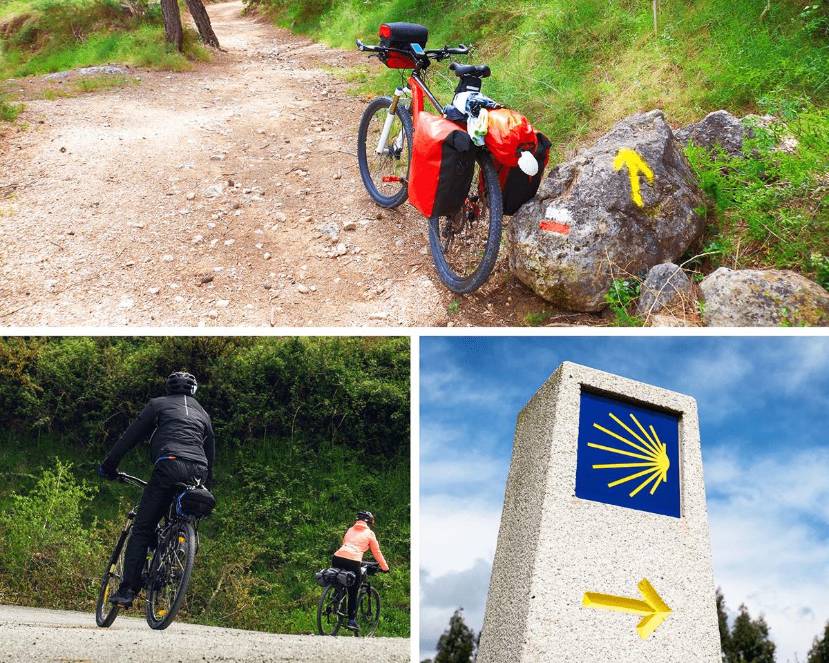 bicicleta ideal para hacer el Camino de Santiago