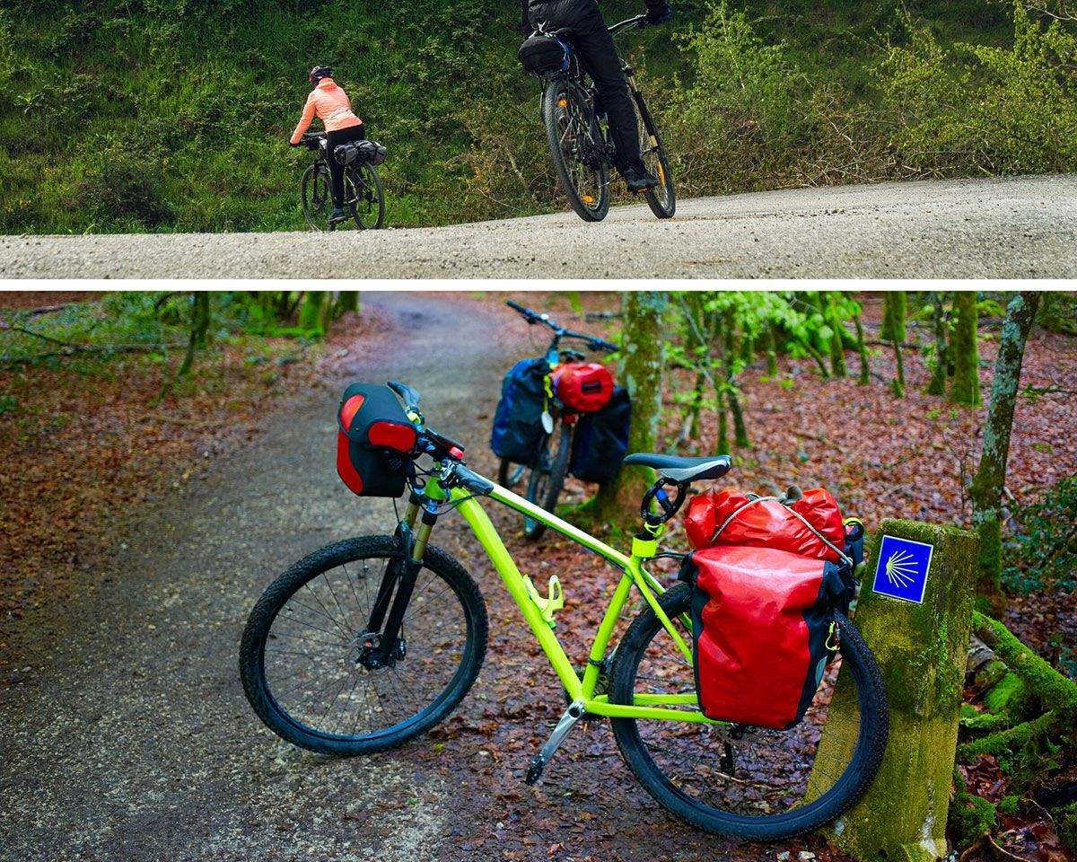 cual es la mejor bicicleta para hacer el camino de santiago