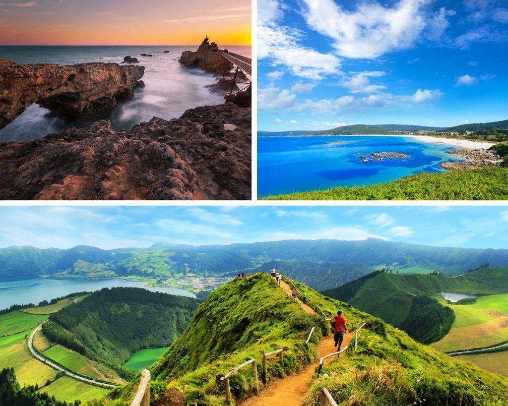 Múltiples paisajes por descubrir.